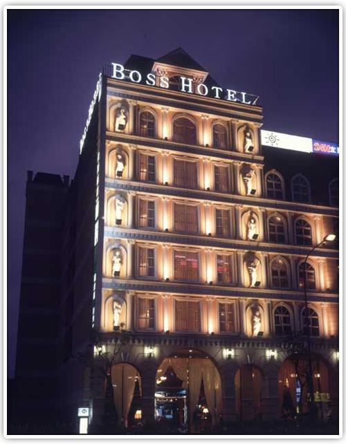宜蘭伯斯大飯店