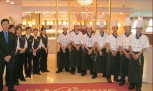 饌巴黎海鮮餐廳-新加坡&上海店