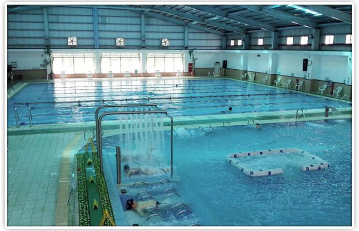 寶清活水養生游泳池