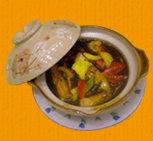 全省素食-香樁豆腐