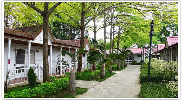 走馬瀨渡假木屋
