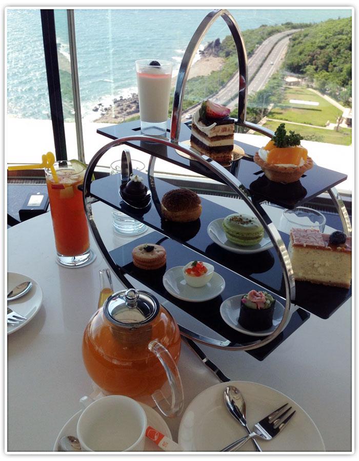 屏東H會館-U.F.O Lounge下午茶