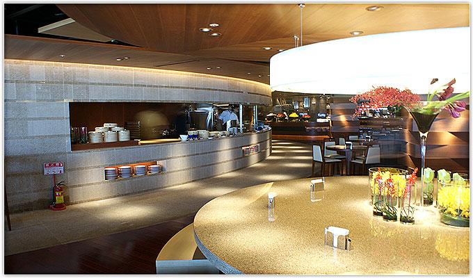 漢神巨蛋海港餐廳
