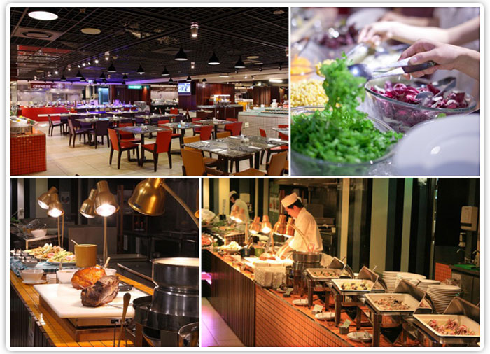 台南大億麗緻酒店-共同市場歐亞自助餐廳