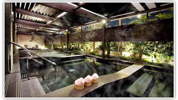 花季度假飯店-出雲風呂