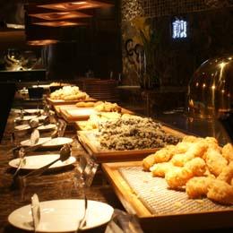 高雄漢來海港餐廳-平日自助下午餐券